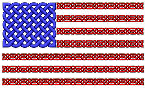 Celtic US Flag