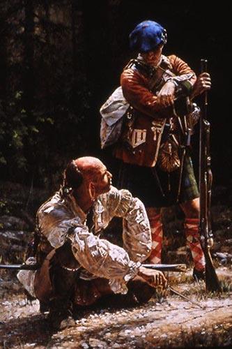 Highlanders and Natives