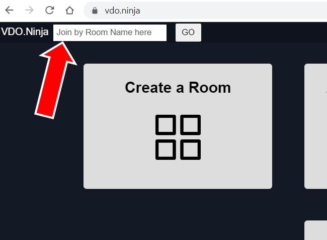 VDO Ninja Room
